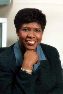 Gwen Ifill will host a live taping of Washington Week in Review Friday