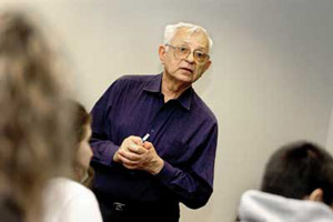Bernard Roizman, the Joseph Regenstein Distinguished Service