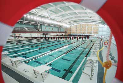 Ratner will open doors to university community on monday - University of chicago swimming pool ...